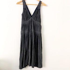 Marc Jacobs Grey Flowy Dress